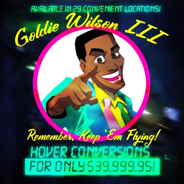 Goldie Wilson III