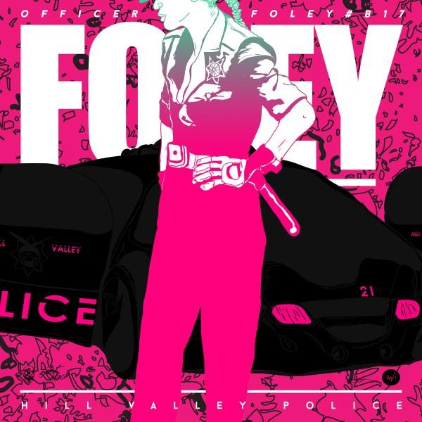 Police Officer #1 (Foley)